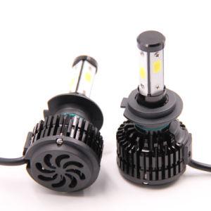 4 Side 360 Degree H1 H4 H7 H11 9005 9006 LED Headlight Kit