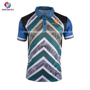 5ec268a29 Breathable Golf Shirts Custom Sportswear Sublimated Unisex Polo Shirt  Wholesale