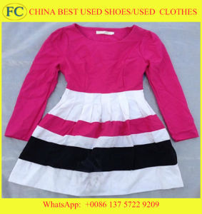 2016 Fashionable & Hot Sale Used Clothing for Africa Market (FCD-002)