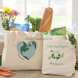Reusable Top Quality Canvas Grocery Bag