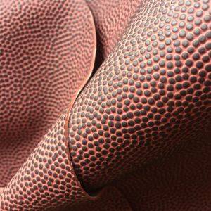 PVC Leather for Basket Balls Golf Balls Hx-0705 pictures & photos