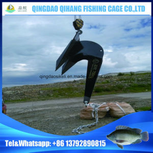 HDPE Long Service Life High Yeild Fish Farming Cage Used in Lake or River pictures & photos
