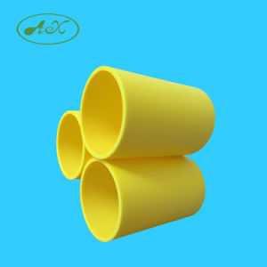 Good Quality 3inches 3mm thickness Plastic Pipes Tubes Rolls Plastic Cores for Strentch Film pictures & photos