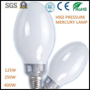 High Pressure Mercury Vapour Lamp Ce RoHS Approved pictures & photos