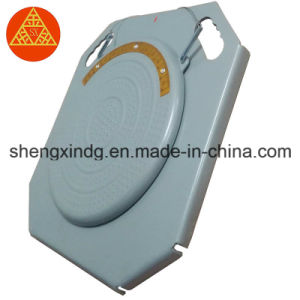 Wheel Aligner Wheel Alignment High Precision Rotating Rotary Revolving Turntable Turnplate pictures & photos