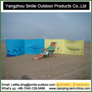 Screen Camping Sun Shade Wind Proof Beach Tent pictures & photos
