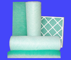 Cheaper Price Fiberglass Spray Booth Filter Media pictures & photos