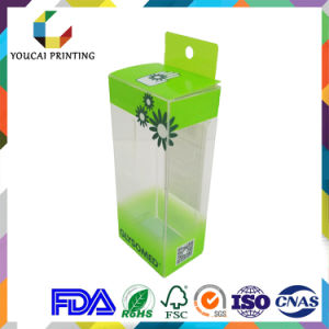 China Factory OEM Transparent Box for Cosmetic Products Packaging