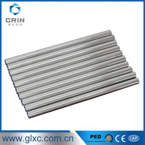 304 Food Grade Polished Round Stainless Steel Pipe pictures & photos
