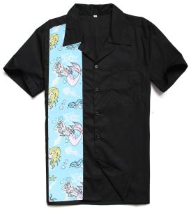 Latest Shirts for Men Brand Names Plus Size Bowling Clothes pictures & photos