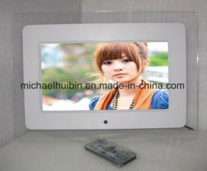 10inch TFT LCD Screen Acrylic Frame Promotion Advertising Player (HB-DPF1002)