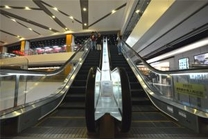 Energy Saving Escalator with Vvvf pictures & photos