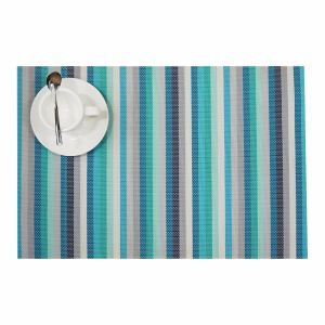Stripes Promotional Textile Woven Placemat for Home & Restaurant