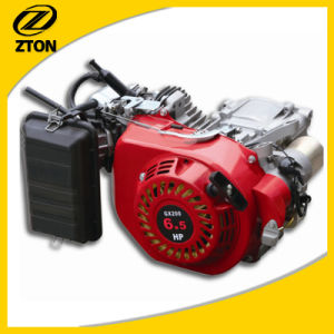 Zt200 6.5HP (168f-1) Portable Gasoline Half Engine pictures & photos