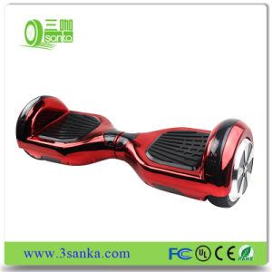 6.5 Inch Newest 2 Wheel Hoverboard Electric Skateboard Self-Balancing Scooter with Bluetooth Flashing Lights pictures & photos