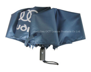 Deluxe Folding Golf Umbrella with Windproof (OCT-G19) pictures & photos