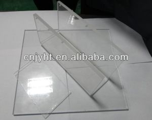 PMMA Clear Transparent Acrylic Sheet UV Protection