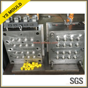 Plastic Injection Edible Oil Tearing Cap Mould (YS684) pictures & photos