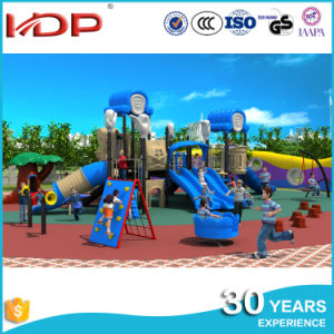 2017 New High-Quality Outdoor Playground Equipment Slide (HD17-015A) pictures & photos