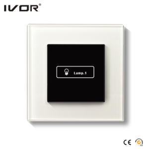 1 Gang Lighting Switch Touch Panel Stainless Steel Outline Frame (AXL-ST-L1) pictures & photos