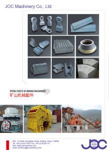 Spare Parts for Mining Machinery-1 pictures & photos
