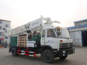 Hhcdf150sdf Reverse Circulation Drilling Rig for Water Well Drilling pictures & photos