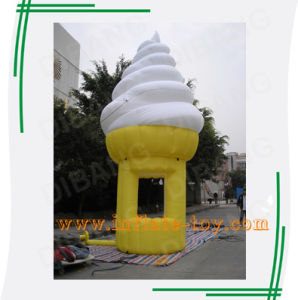 Inflatable Ice Cream Tent (DB-51)