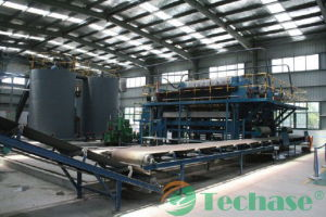 Techase Super High Pressure Filter Press, Steel Filter Plates pictures & photos