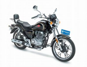 Motorcycle (BYQ125-5)