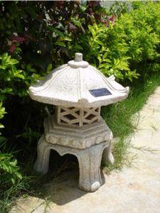 China Pagoda Solar Garden Light (RS090201) - China Solar Light ...