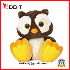 10 Inch Tall Taddle Toes Winks Owl Plush pictures & photos