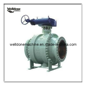 Class 150 Cast Steel Trunnion Type Ball Valve