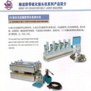 Xl Assembled Belt Strip Patching Machine pictures & photos