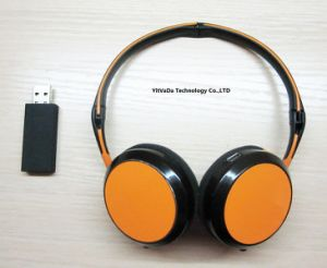 2.4G Wireless Headphone With Mic Built-in (YVD-900U)