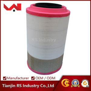 Wg9725190103 Wg9725190102 K2841 Truck Filter Air Filter for Sinotruk HOWO
