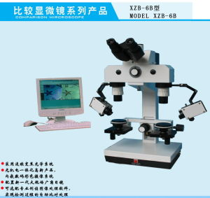 Comparison Microscope (XZB -6B) (For police lab teaching etc)