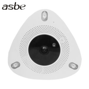 V380 Panoramic Camera Triangle Shape Camera IP WiFi Camera Night Vision  Home Security