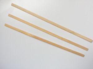 Disposable Single Packaged Coffee Stirrer Stirring Tea Drinking Wood Stick Jian