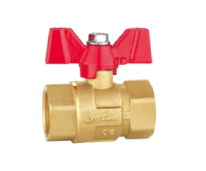 Ball Valve with Butterfly Handle/Water Valve (RJ-DFF12)