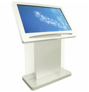 Floor Standing 42 Inch Touch Screen Kiosk pictures & photos