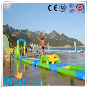 Uibit PVC Inflatable Water Park Sports Standard Combinations (Aqua Track)