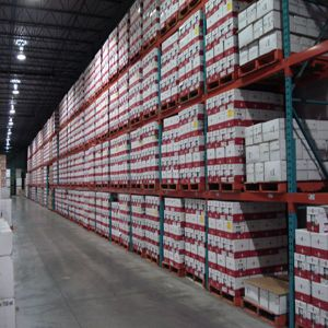 Chinese Factory Supplier Metal Storage Pallet Racks