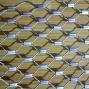 Stainless Steel Woven Rope Mesh pictures & photos