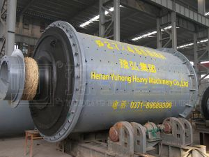 Mineral Grinding Ball Mill Hight Capacity From Yuhong Professional Manufacturer pictures & photos