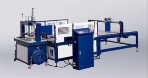 Automatic PP Rope Bundling Machine with High Speed