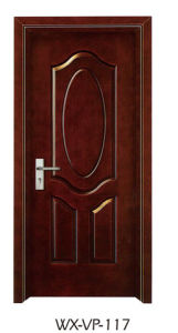 Wooden Door (WX-VP-117)
