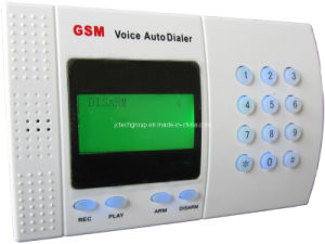 Voice SMS Auto Dialing Alarm GSM (JC-999)