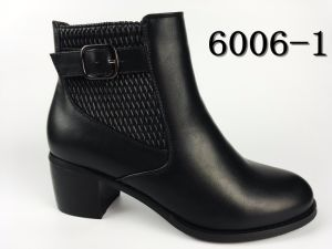 Top Quality Ladies Ankle Boots in China pictures & photos