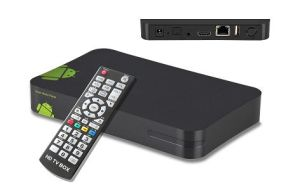 Android Smart TV Box Amlogic 8726mx Arm Cortex -A9 Dual Core 1 5g, DDR3 1g,  Android 4 2
