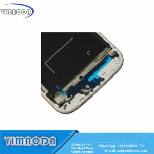Front Plate Frame LCD Holder Bezel Middle Housing for Samsung Galaxy S4 I9505 I9500 I337